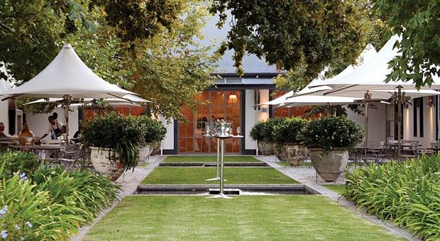 Grande Provence Franschoek- 5 minutes from La Clé de Montagnes - 4 luxurious villas on a working wine farm.