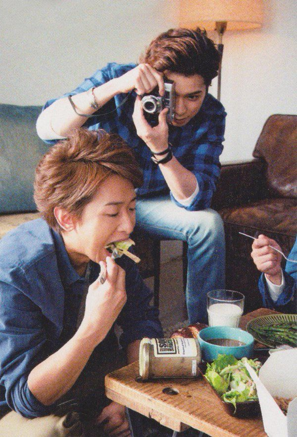Ohno and Matsujun