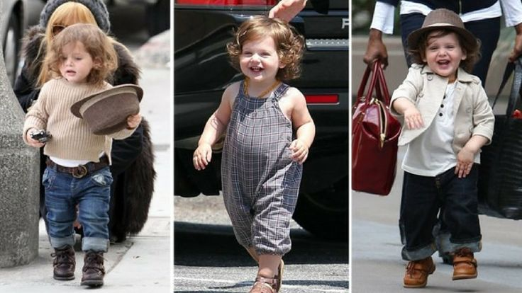 Top 8 Celebrity Kids With Amazing Kids Style