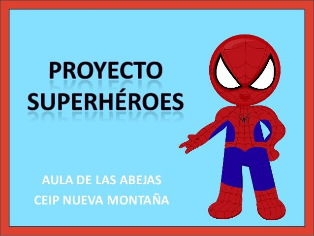 Proyecto Superhéroes