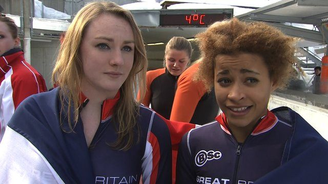 Great Britain have won three medals at the Winter Youth Olympic Games after bobsleigh duo Mica McNeil and Jazmin Sawyers took silver on the final day.