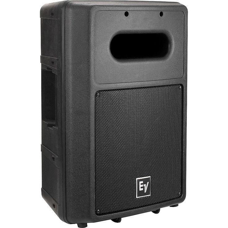 """Electro-Voice SB122 12"""" 400W Passive Subwoofer Black"""