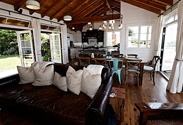 Love the couch and the dining chairs