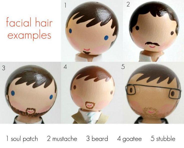Idea cara y pelo Chico