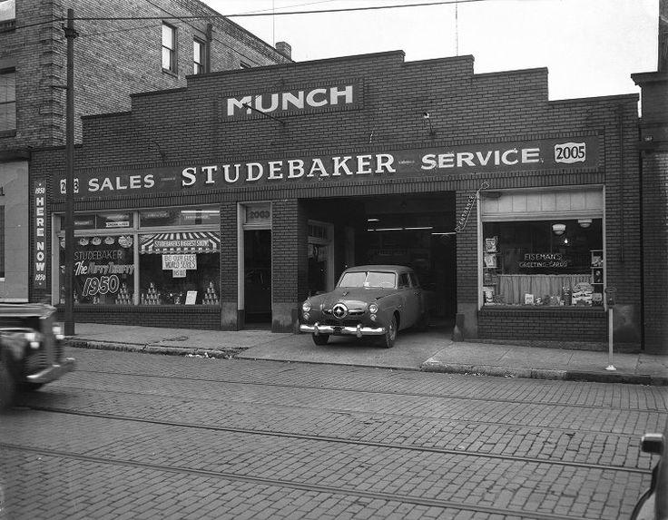 Munch Studebaker Service ★。☆。JpM ENTERTAINMENT ☆。★。