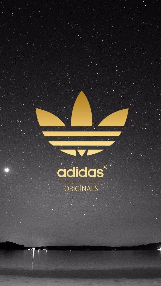 Original frecuencia Fraternidad  adidas dorado logo - Búsqueda de Google | Adidas wallpapers, Nike  wallpaper, Adidas