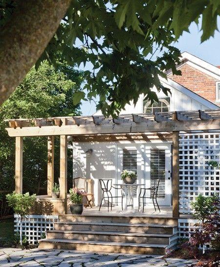 Porch, patio