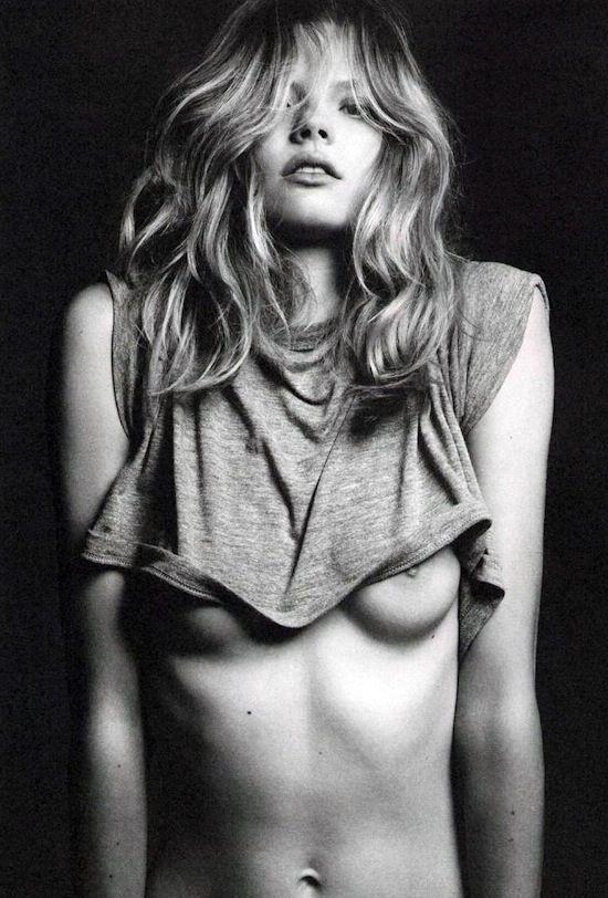 Magdalena Fackowiak by Hedi Slimane _