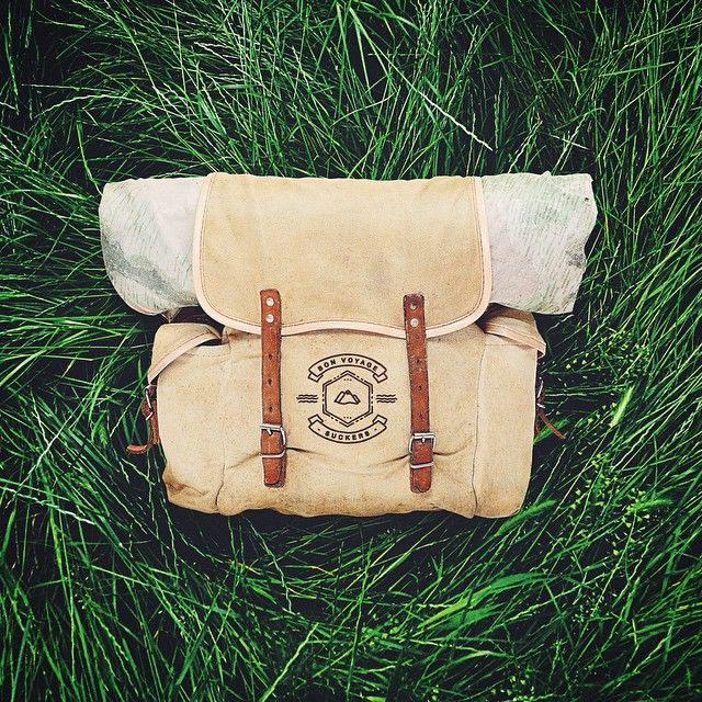 "Be honest when you leaving. ""Bonvoyage Suckers!""  #bonvoyage #voyage #travel #traveling #bagpack #design #vector #mockup #logo #symbol #packing #summer #vacation #hiking #adventure #trip #design #behance #hipster #instagood #instagram #goodbye #traveltheworld #linedesign"