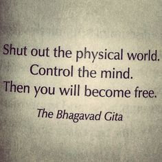 quotes of karma krishna in bhagavad gita - Google Search