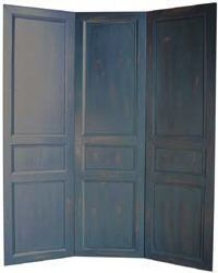 Provence Wood Divider Privacy Screen for $899.00 at coachbarn.com
