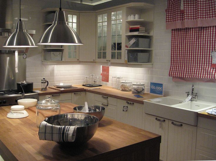 Ikea kitchen stat corner cupboards by rita k