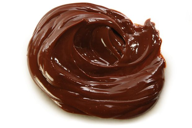 Basic Chocolate Ganache recipe.  I think this is what runs through my veins instead of blood.