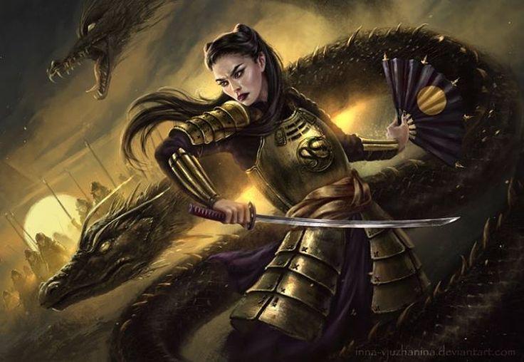 Women Warrior Artwork Sword Rain Cyberpunk Cyberpunk: 17 Best Images About Female Character Desing On Pinterest