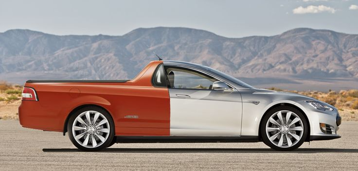 Tesla Ute For The Australian Market Making Old New