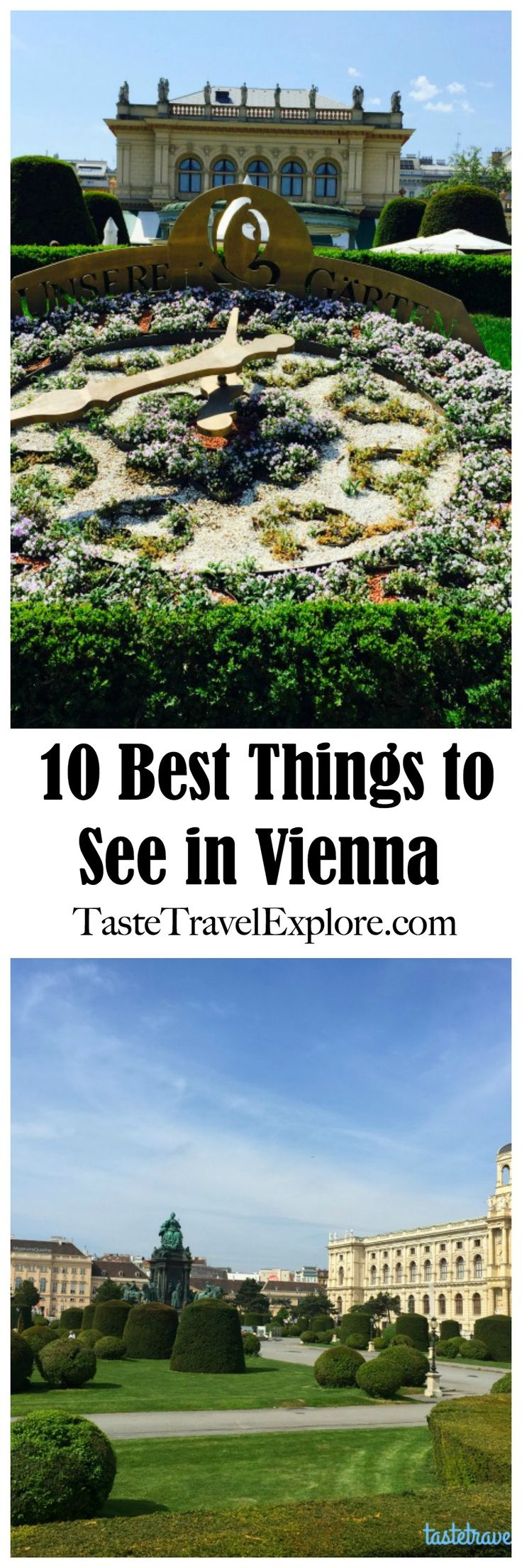 My top ten things to do in Vienna, Austria
