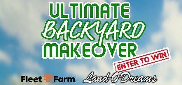 The Ultimate Backyard Makeover Sweepstakes - Enter To Win ...