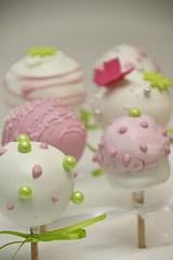 Cake-Pops rosa zartgrünCakepops Bal, Pretty Cake, Cakepops Rosa, Cake Pop Rosa, Cakepops Cupcakes Muffins, Cake Pop Beautiful, Cake Pop Auswahl, Cupcakes Cak Pop, Cupcakes Cakepops