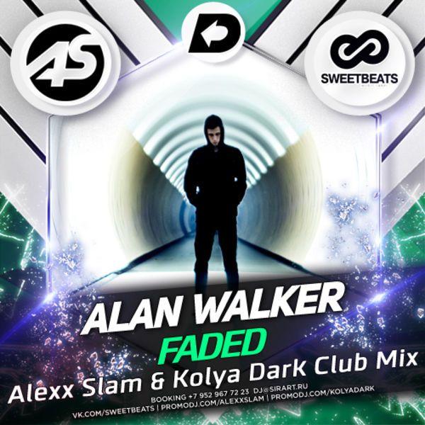 Sweet Beats - Alan Walker - Faded (Alexx Slam & Kolya Dark Club Mix) – Bananastreet