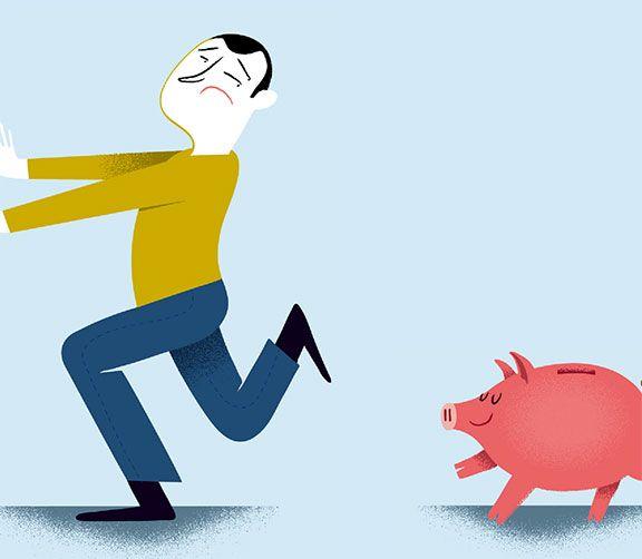 Financièrement, tout se joue entre 15 et 30 ans. Voici sept comportements à éviter pour ne pas s'«autopeluredebananiser» avec l'argent.
