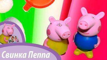 Мультфильмы для детей Русалочка Свинка Пеппа Peppa Pig и Киндер Сюрприз! Серия 18. http://video-kid.com/17216-multfilmy-dlja-detei-rusalochka-svinka-peppa-peppa-pig-i-kinder-syurpriz-serija-18.html  Свинка Пеппа Peppa Pig - мультфильмы для детей, откроет Киндер Сюрприз и покажет таких известных героев, как Маша и Медведь, Русалочка. Смотрите мультики для детей, Свинка Пеппа, на нашем канале Тики Таки!Смотрим наслаждаемся подписываемся на занимательный мультик для детей Свинка Пеппа и Киндер…
