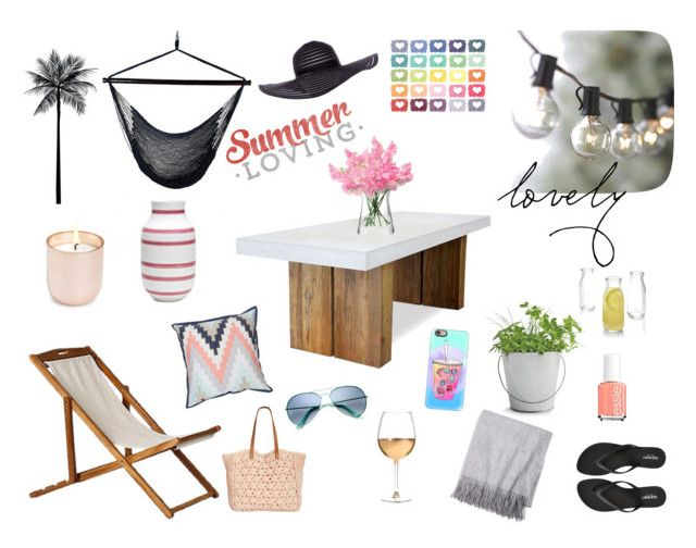 Summer loving! by junesdagbokpoly on Polyvore featuring art
