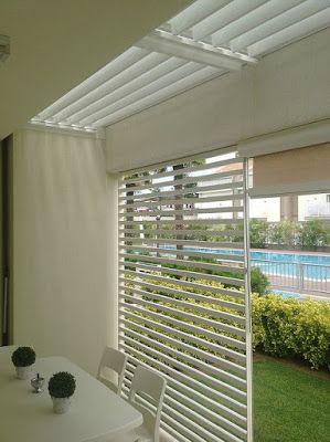 ARREDAMENTO E DINTORNI: coperture per terrazze e balconi