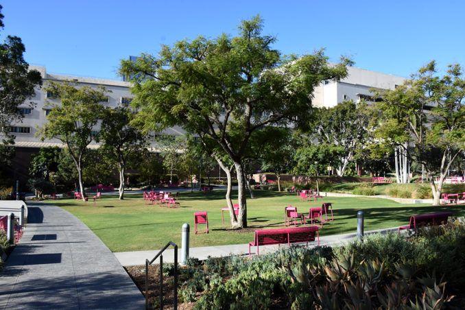 Grand Park Los Angeles Usa Park City Landscapearchitecture Design Losangeles Dtla Los Angeles Landscape Architecture Los Angeles Usa