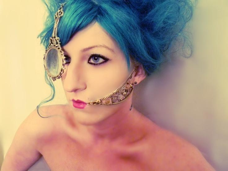 12 best Zipper Face Makeup images on Pinterest   Halloween ideas ...