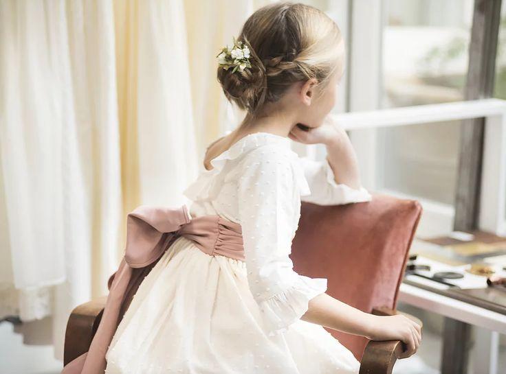 Ropa de niños por encargo especializada en vestidos para ceremonia y Vestidos d…
