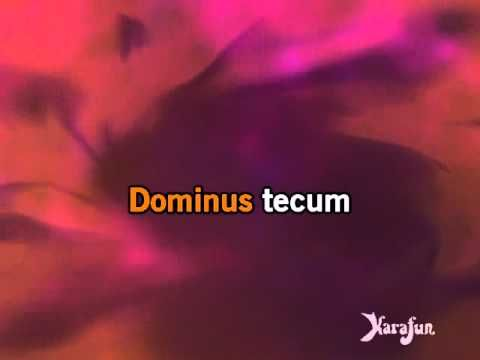 Karaoke Ave Maria - Céline Dion * - YouTube
