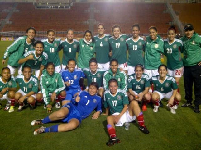 La Selección Femenil es tercer lugar en el Torneo Internacional de Sao Paulo   Selección Mexicana de Fútbol - Mi Selección