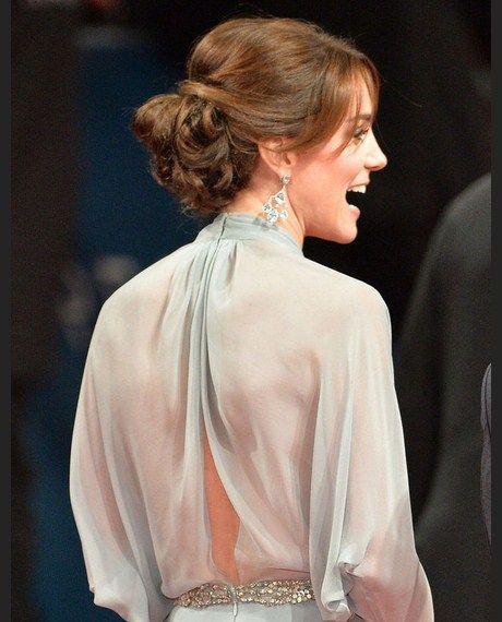 Pangeran William Ajak Istri Hadiri Premiere Spectre, Kate Middleton Tak Pakai Bra | Kabarmaya.com