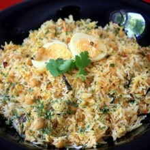 Pakistani Food Rice