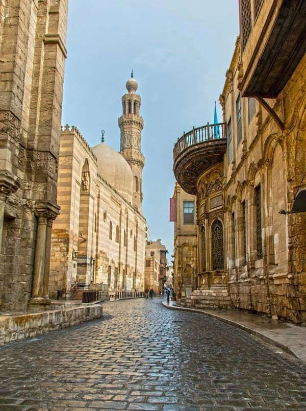 Al-Moez Street, Old Cairo,Egypt                                                                                                                                                      More