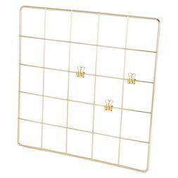 Wall Grid, Gold - Threshold™