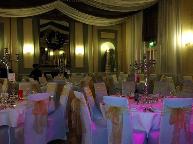 64 best wedding chair covers images on pinterest wedding chair weddings at the city rooms in leicester chair covers by midlands chair cover hire junglespirit Choice Image