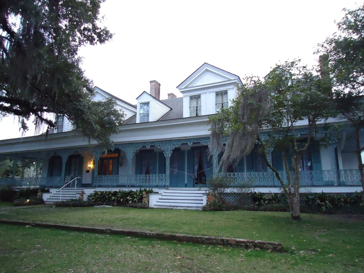 Myrtles Plantation allegedly one of the most haunted