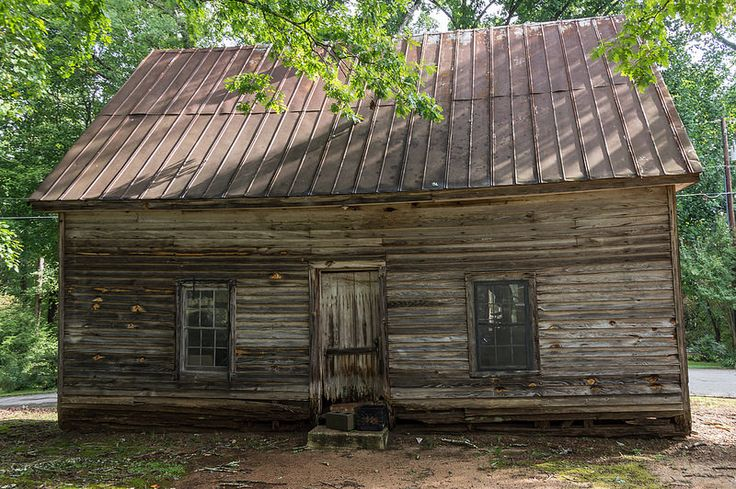 Cool Springs Primitive Baptist Church front House
