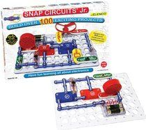 Snap Circuits Jr. SC-100 Electronics Discovery Kit - $17.96! - http://www.pinchingyourpennies.com/snap-circuits-jr-sc-100-electronics-discovery-kit-17-96/ #Amazon, #Snapcircuits