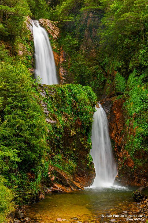 Salto de la Virgen - Coyhaique