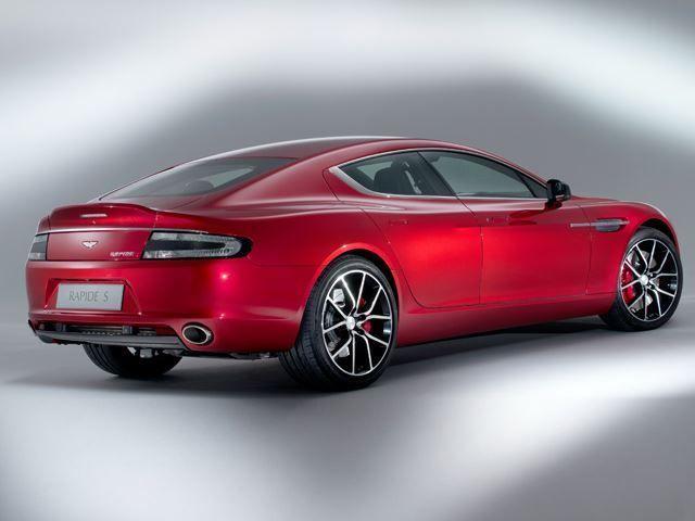 Aston Martin Er Later Than Piller için Big V12s Hendekler Olabilir