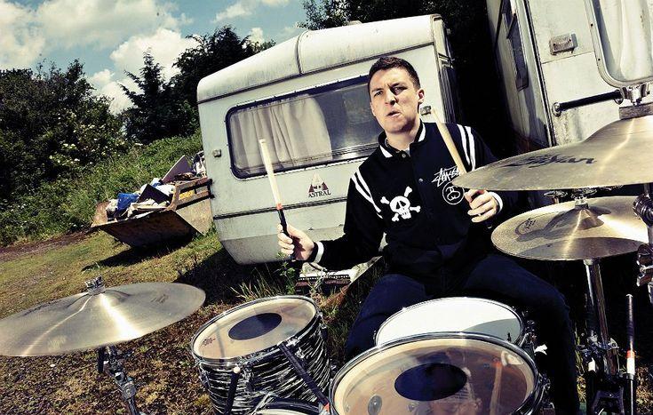 Arctic Monkeys' drummer Matt Helders