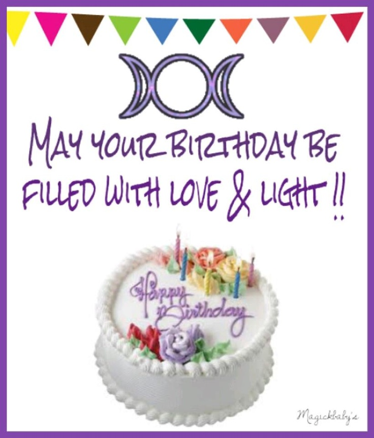 pagan wiccan birthday by magickbaby