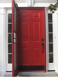 Image result for painted storm door                              …
