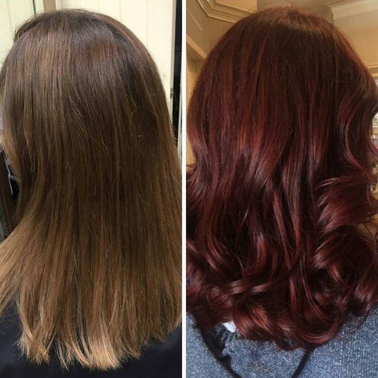 Joico Burgundy Hair Color Formula