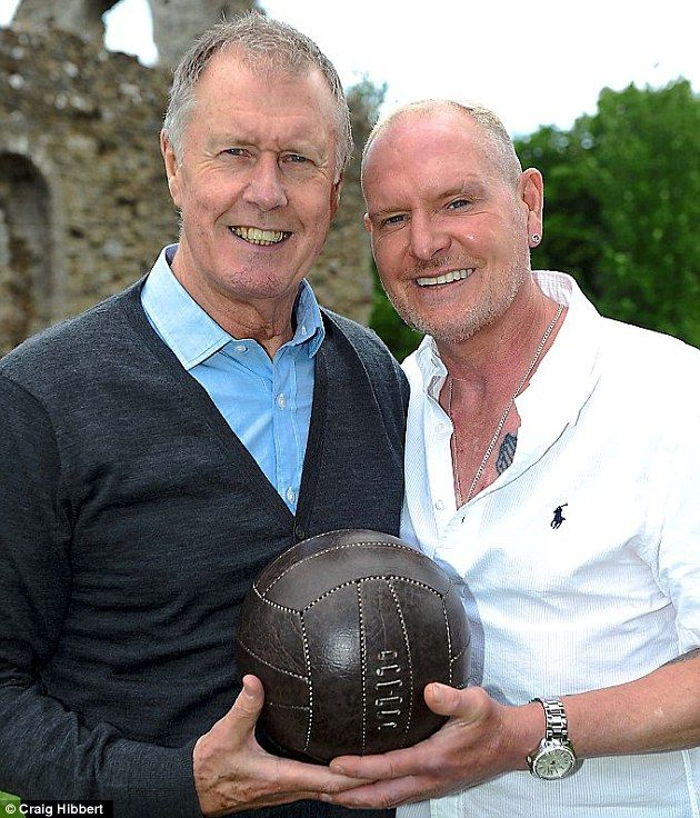 Geoff Hurst labels Gascoigne as an outstanding player of his generation of footballers