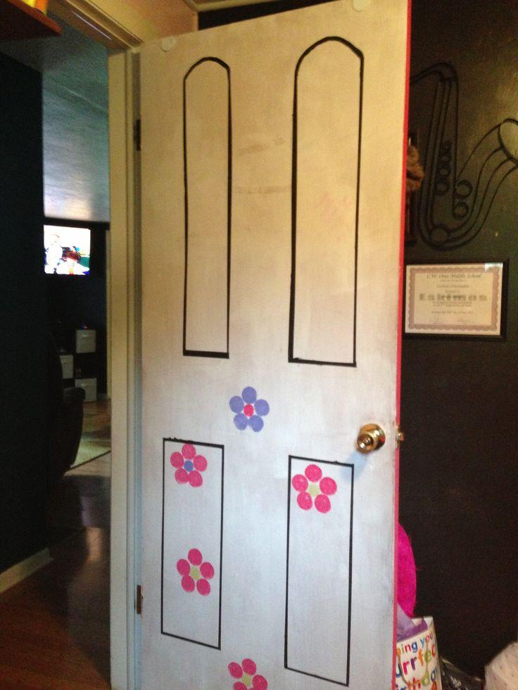 Boos Door From Monster Inc Door Pinterest Third