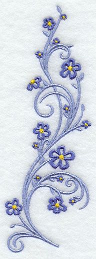 Machine Embroidery Designs at Embroidery Library! - Color Change - F3290