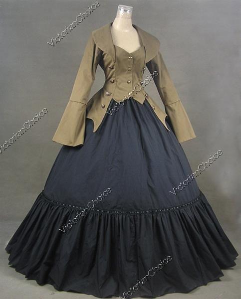 Платье в стиле стимпанк выкройки